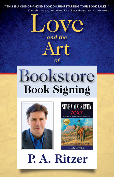 Love and the Art of Bookstore Booksignings